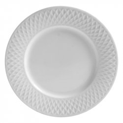 Plato 18 cm Qualitier Blanco