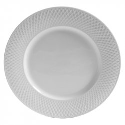 Plato Cena 28cms IP3304 Qualitier - Blanco