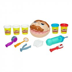 PlayDoh El dentista bromista Empaque retro