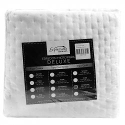 QUILT STELLE EXDB EXPRESSIONS DELUXE BLANCO