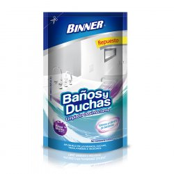Repuesto Limp Banos Binner 500ml