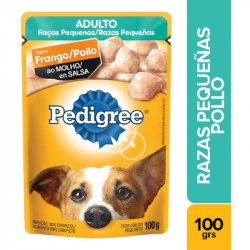 Salsa Sabor Pollo Adulto Pedigree 100gr