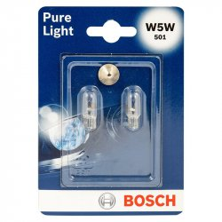 Set 2 Bombillos Intermitentes Bosch-Transparente