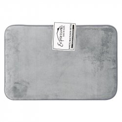 SETX2 TAPETE MEMORY LISO EXPRESSIONS 40X60 GRIS