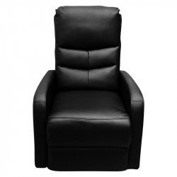 Sillón Reclinable Expressions Furniture-Negro