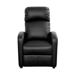 Sillón Reclinable Logan Expressions Negro