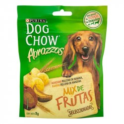 Snack Dog Chow 1141 75 Gr Pollo Adulto Mix Frutas