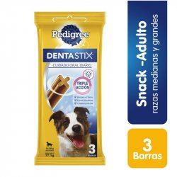 Snack pedigree dentastix 77.1 gr raza