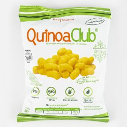 Snack Quinuaclub X 12 Gr Sabor Natural 30649