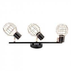 Spot 3 Luces Copper General Lighting