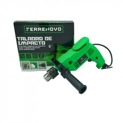 Taladro Ferrenovo 1/2 550 Watts 110v/60hz Fn-23000