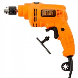 Taladro Percutor Black and Decker Naranja