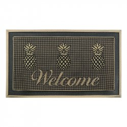 Tapete de Entrada Expressions Rugs KGND 1485 NGD-Negro