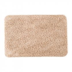 Tapete para baño Expressions Xfgmf236 40X60 cm Shaggy Beige