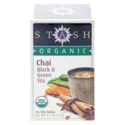 Té Stash Chai Black & Green 18 Bolsitas 33g