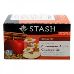 Té Stash Herbal Cinnamon
