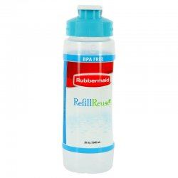 Termo 600Ml Rubbermaid 3161RDEDAY Azul con Blanco