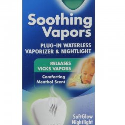 Vaporizador Vicks K V1700 Waterless Blanco