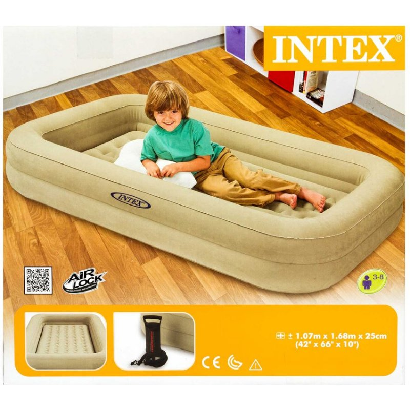 Colchón Inflable Intex Beige