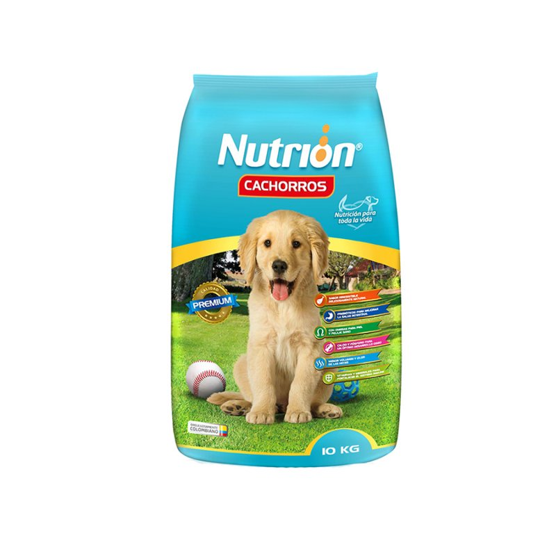Concentrado Perro Nutrion 1057 10 Kg Carne/Pollo