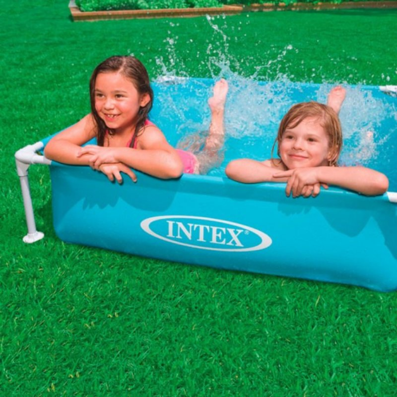 PISCINA MINI INTEX AZUL
