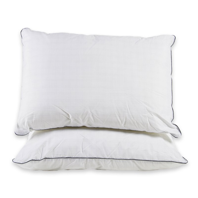 Set de 2 Almohadas Antistress Blanco