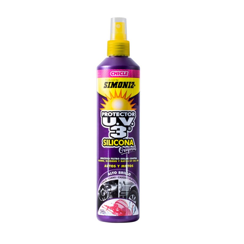 Silicona 300ml Simoniz Multicolor