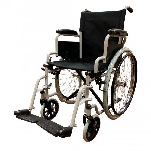 Cadeira de rodas Manual Coyote Aço