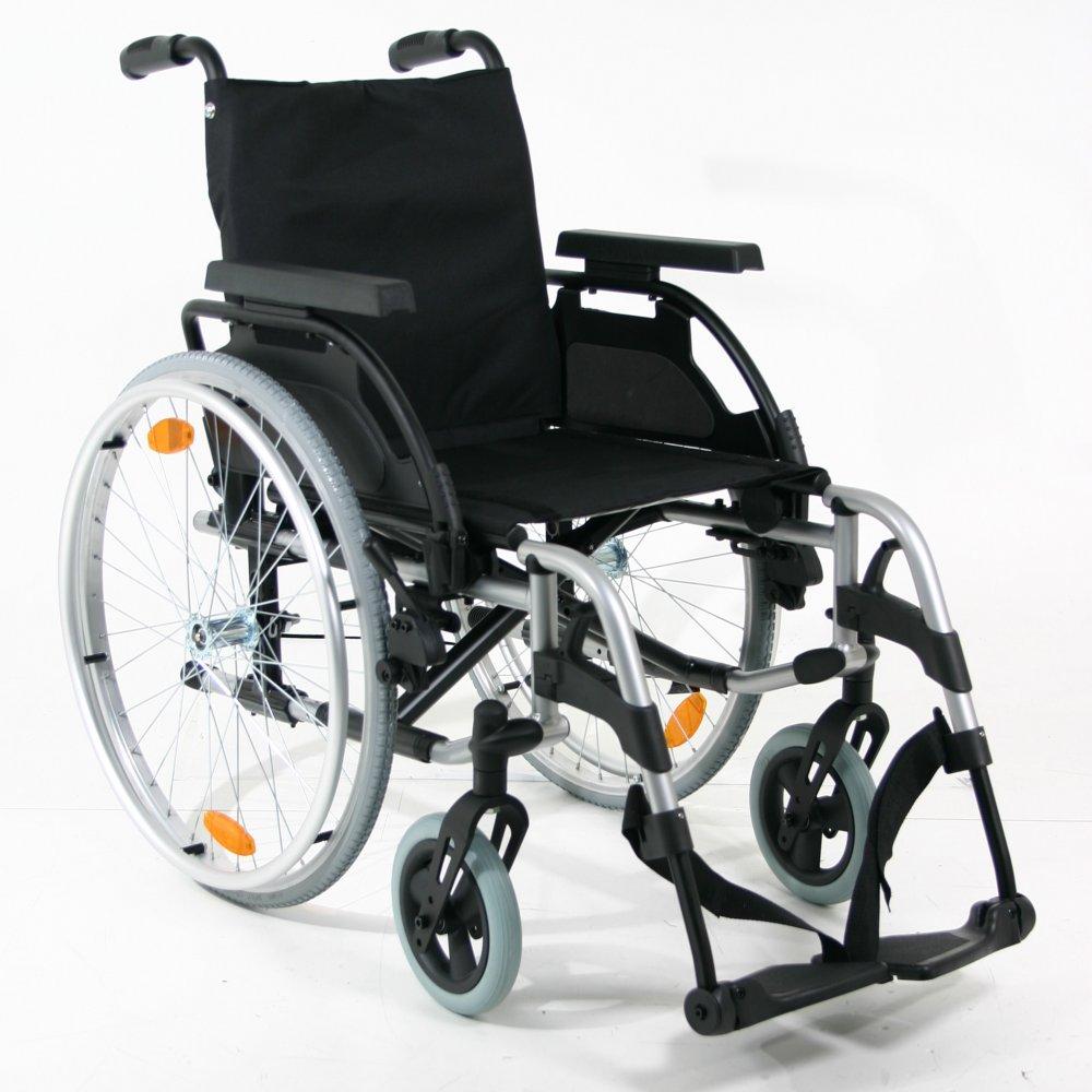 Cadeira de rodas Manual Breezy BasiX2