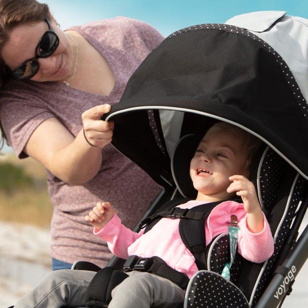 Carrinho de bebê Zippie Voyage