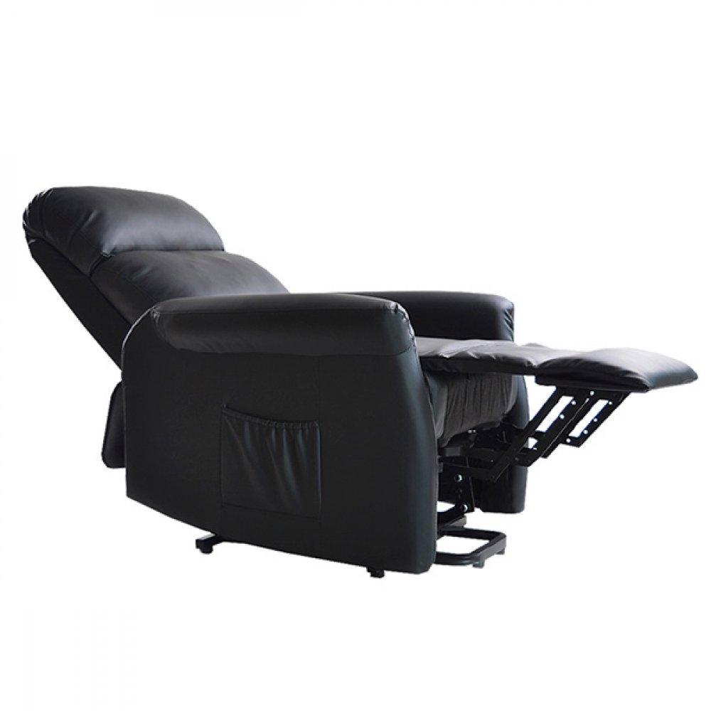 Poltrona reclinável e elevável Majut