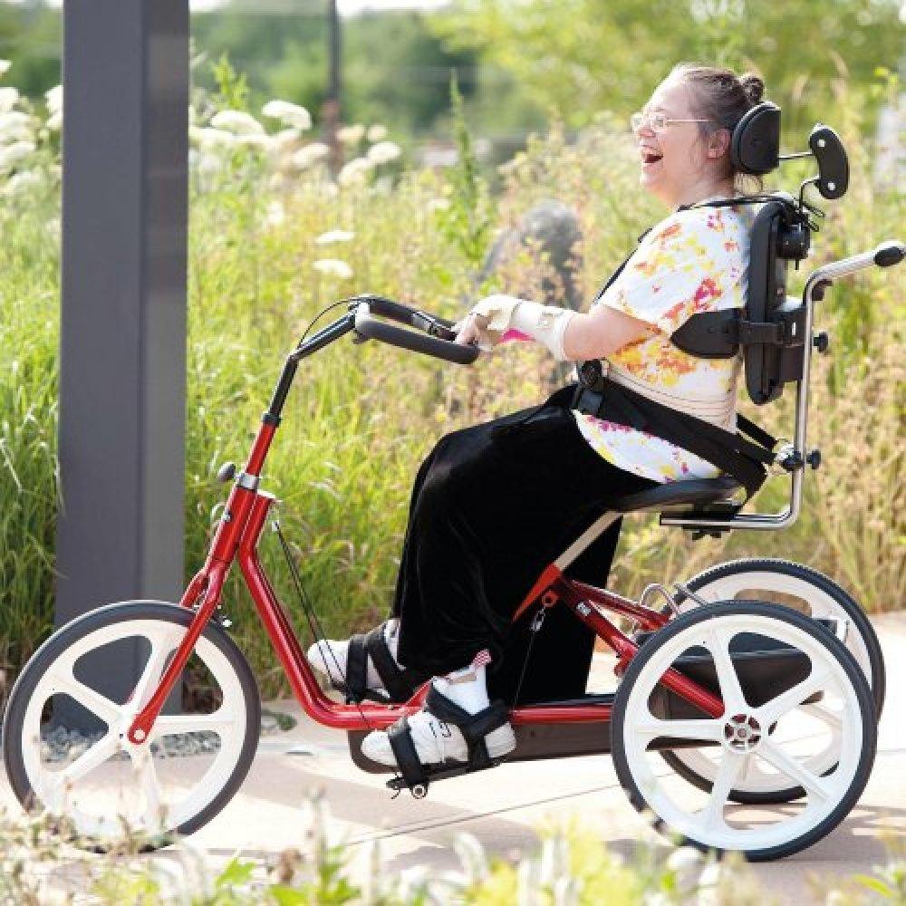 Triciclo Adaptável