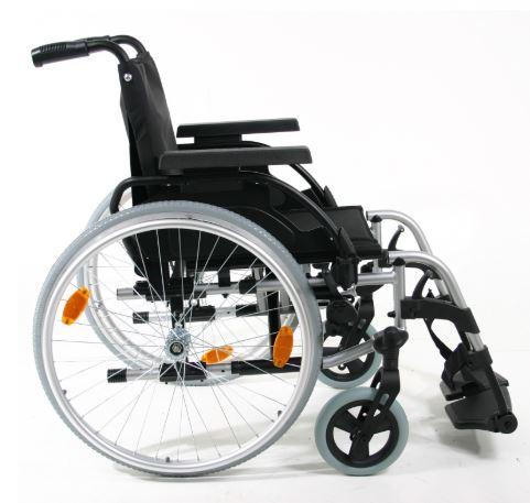 Cadeira de rodas Breezy BasiX2