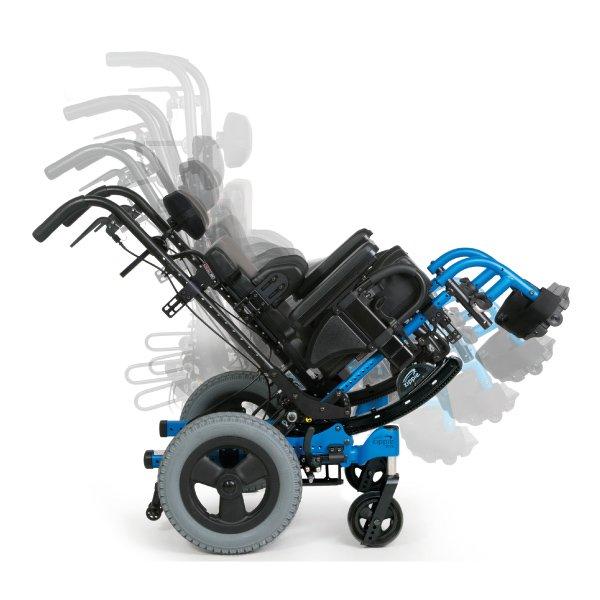 Silla de ruedas con basculación Zippie IRIS