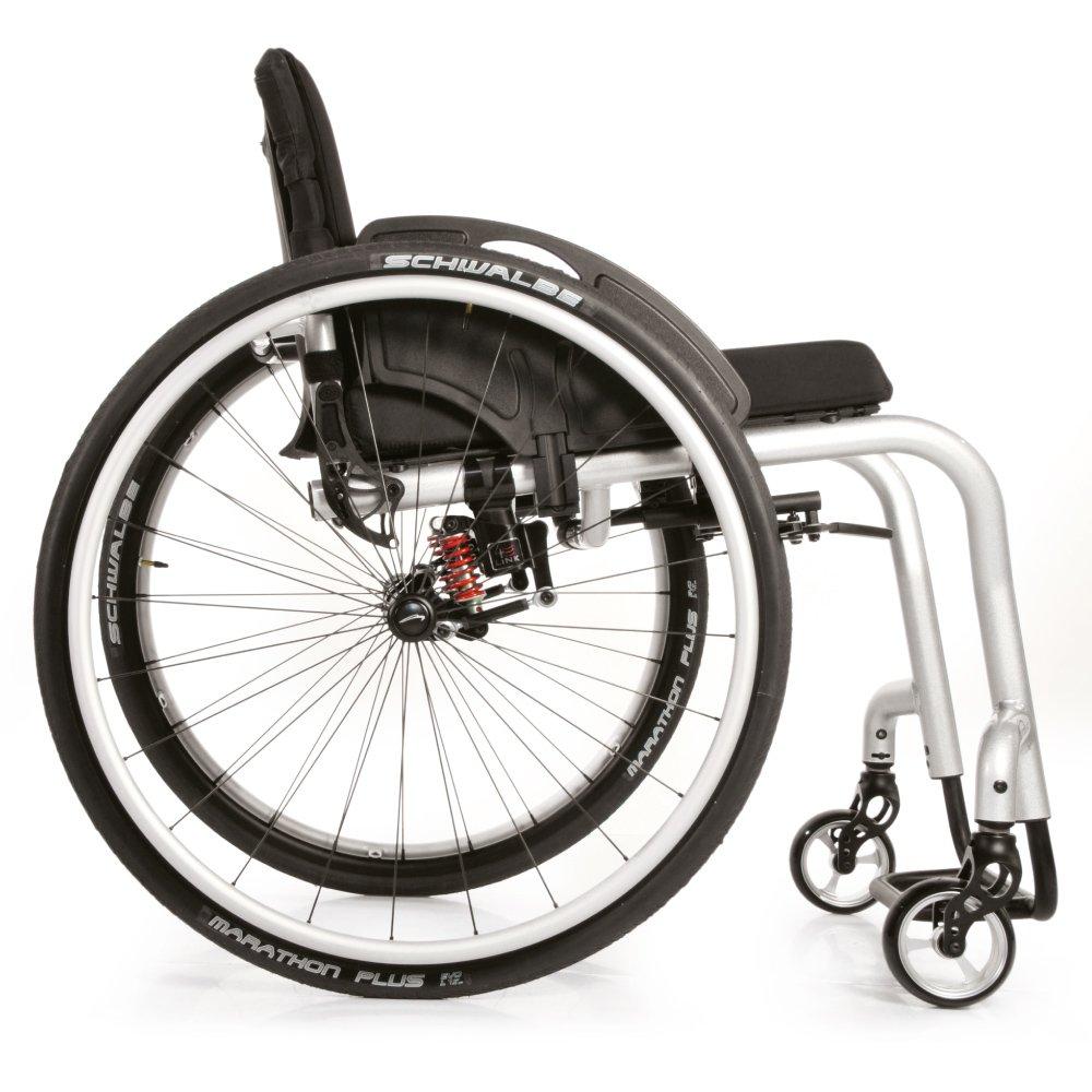 Silla de ruedas manual Q7