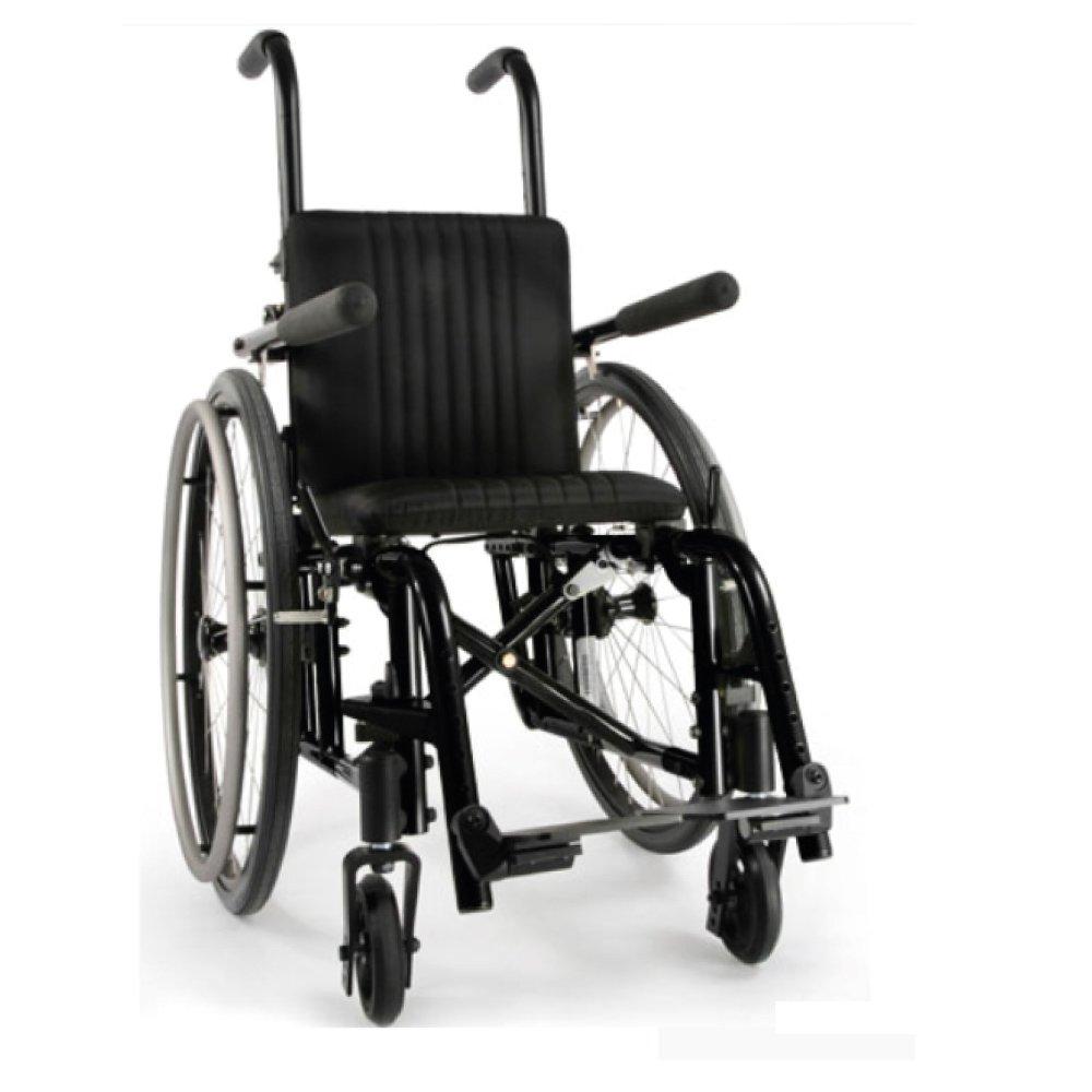 Silla de ruedas manual Zippie 2 Negro