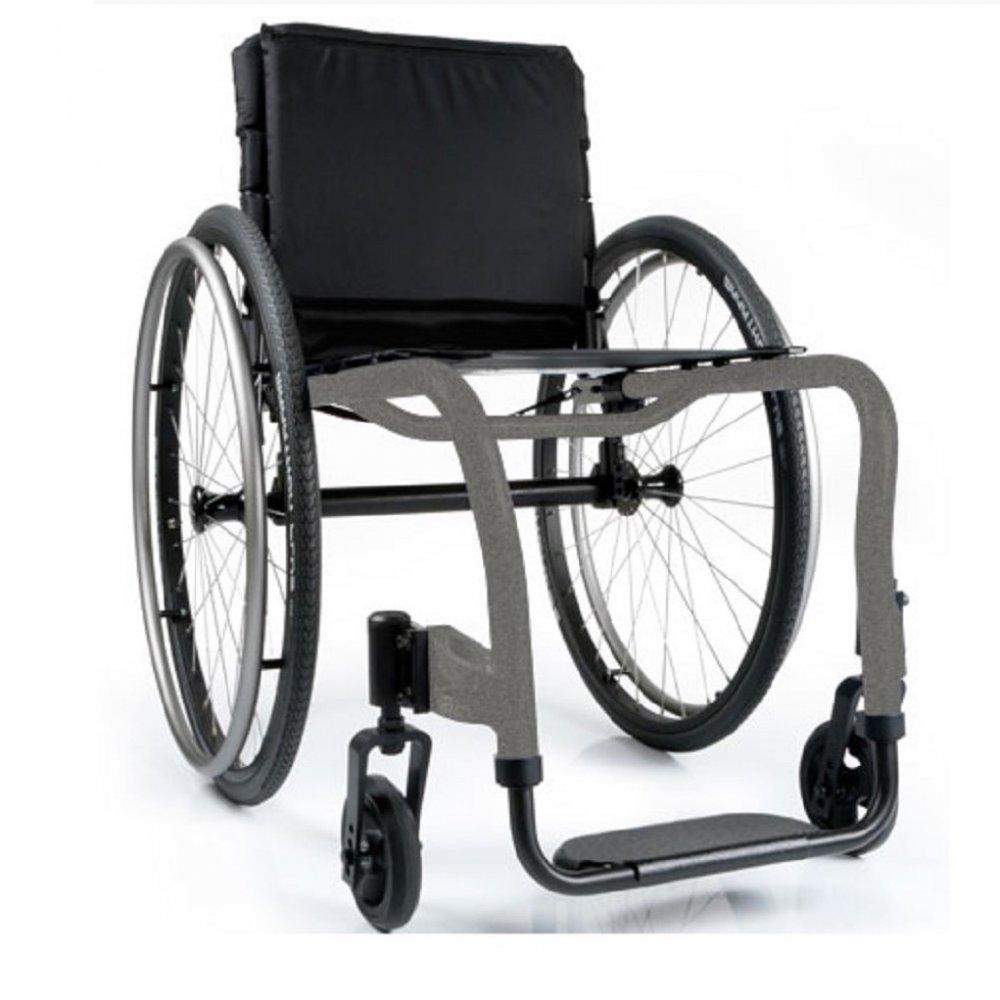 Silla de ruedas QRi Platinado