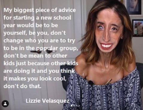 influencer con discapacidad