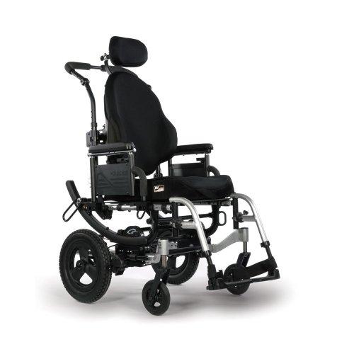 Silla de ruedas con basculación Quickie IRIS