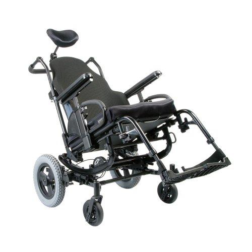 Silla de ruedas con basculación SR45