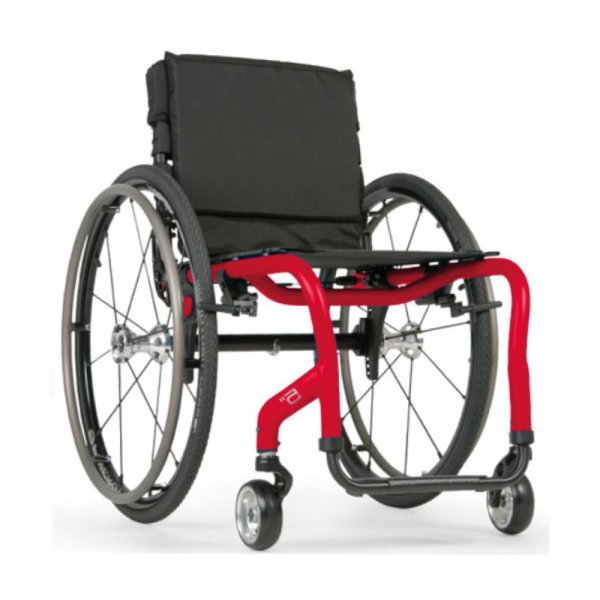 5R Wheelchair Candy Red