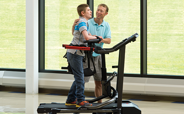 Teens with Cerebral Palsy Benefit from Treadmill Gait Training – A Case Story