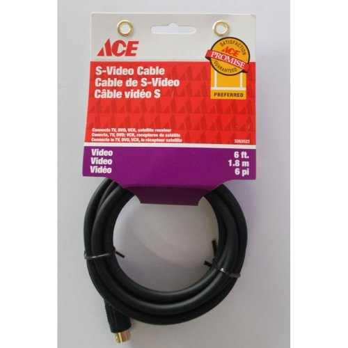 Cable De Video 6Ft 1.82 Mts Ace