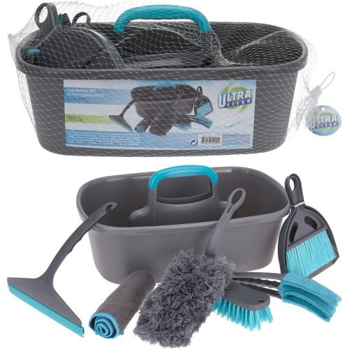 Kit De Limpieza X 7 Pcs Ultra Clean