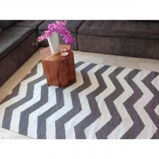 Tapete Kilim Chevron Thick