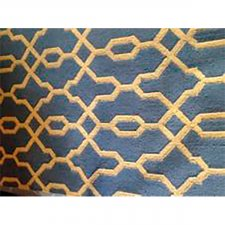 Tapete Kilim Mihav Blue Gold
