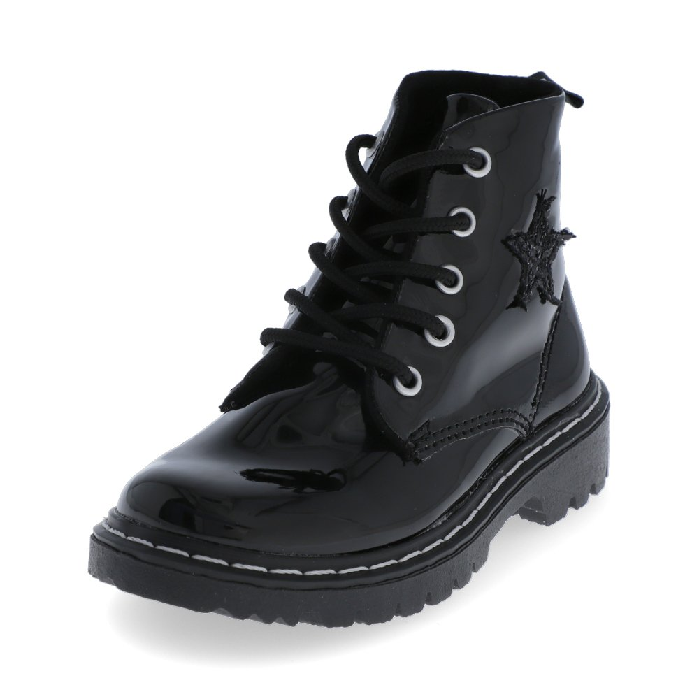 Botas Negras Cool Way talla 29