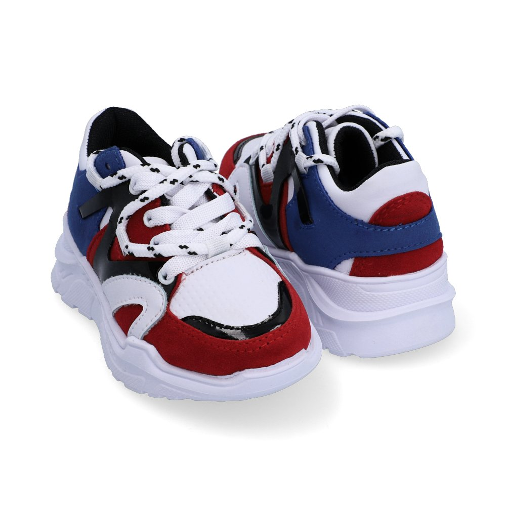 Zapatillas Abstract White talla 30