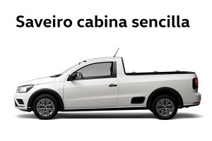 Saveiro Cabina Sencilla