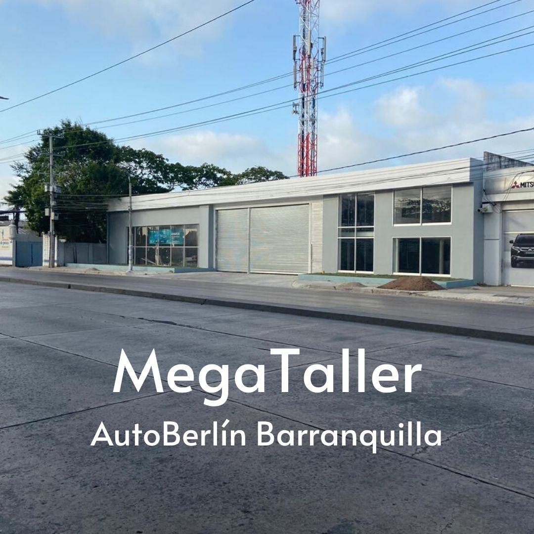 MegaTaller AutoBerlin Barranquilla
